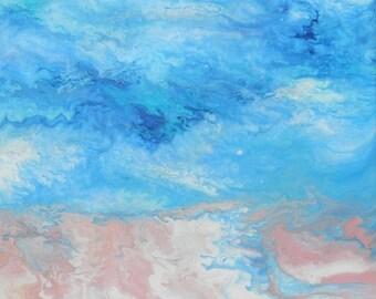 Water's Edge 38.5 x 28