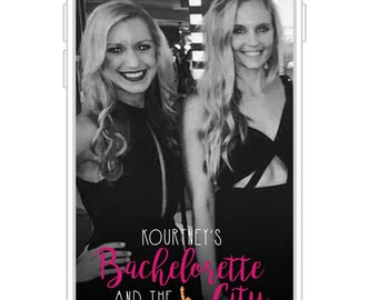 New York Bachelorette Party Snapchat Filter | Bachelorette and the City Snapchat GeoFilter | Wedding Snapchat GeoFilter