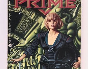 Venus Prime, Science Fiction Paperback,  Arthur C Clarke, Vintage Book, Preuss, First Avon Printing, Volume 1, Breaking Strain