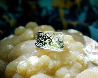 Fleur de Lis in my heart - Ring -
