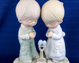 Prayer Changes Things - Precious Moment Figurine