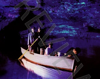 Tshirt - Echo & the Bunnymen: 'Ocean Rain' (1984)