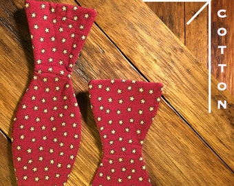 Stars without Stripes Fully Adjustable Self-tie Men's Bowtie