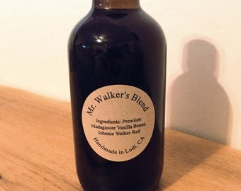 Mr. Walker's Blend Vanilla Extract 4 FL OZ