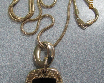 Ernst Gideon Bek Pendant Necklace