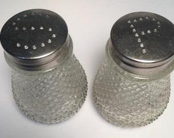 Vintage Hong Kong Salt and Pepper Shakers