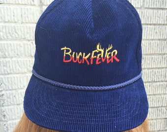 BuckFever Flat Bill Snap Back