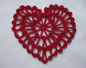 Valentines: crochet, quilled (curled paper), embroidery on paper to embelish clothing or household items, gift tags, greeting cards.
