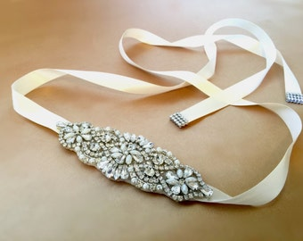 Rhinestone Bridal Headpiece, Crystal Hair Tiara, Bridal Headband, Wedding Headband, Wedding Hair Tiara, Prom Headband