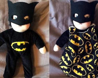 Waldorf Jimmy Cuddle Doll