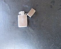 ZIPPO  old Cigarette lighter vintage butane collectible advertising lighter