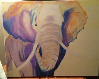 Enlighten elephant