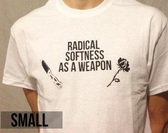 radical softness shirt - SIZE SMALL