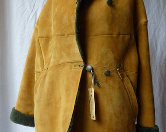 jacket 3/4 recycled sheep
