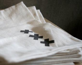 Cotton Pouches - set of 5
