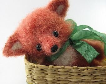 Crochet  Fox Patrick