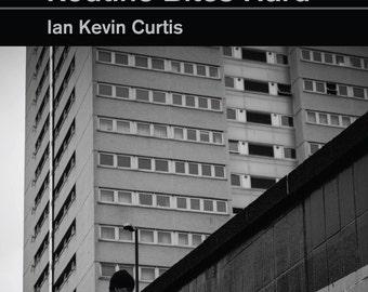 Joy Division / Ian Curtis Book Cover Print