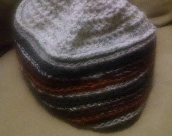 BackLoop Crochet Stitch