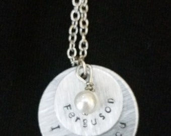 I Knead You Customized Necklace, for a good cause!