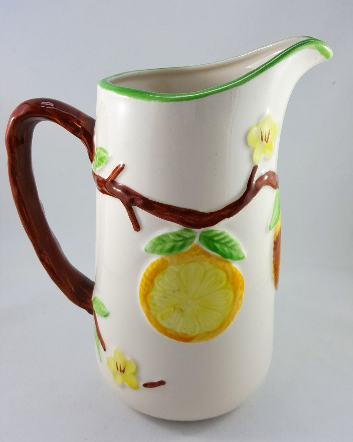 Summertime Lemonade Pitcher
