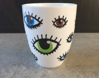 For Your Eyes Only Mug