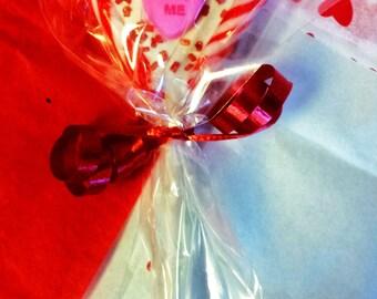 Farmer Murphy LLC/Valentine Doolollipops