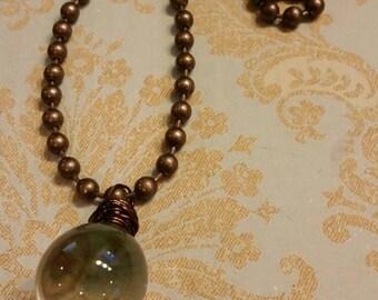 Chandelier Bauble Necklace