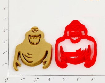 Ghostbuster Cookie Cutter ghostbusters toys,ghostbusters ornament,ghostbusters trap,ghostbusters costume,ghostbusters cake,653