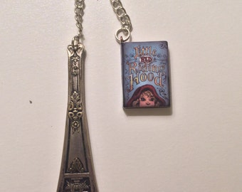 Little Red Riding Hood Spoon Handle Bookmark
