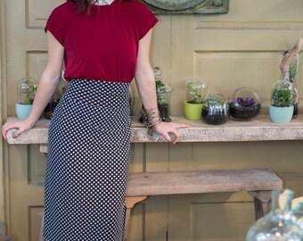 Hannah Reversible Skirt