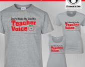 Teacher Shirts: Teacher V...