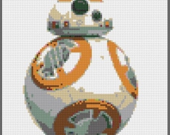 Lego BB-8 Mosaic Star Wars Force Awakens