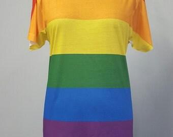 Gay Pride Flag Shirt LGBTQ