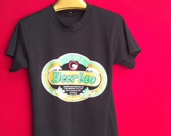 Vintage Beer Loa T-shirt XS
