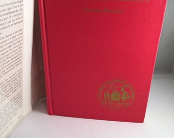 The Western Reserve by Harlan Hatcher - first edition 1940