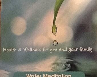 Water Meditation CD