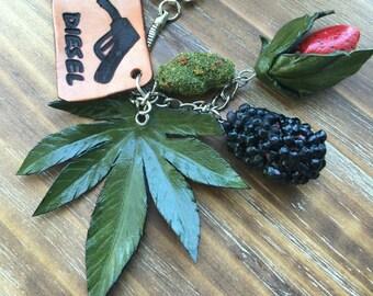 Tokejotti® Strawberry Diesel Keychain