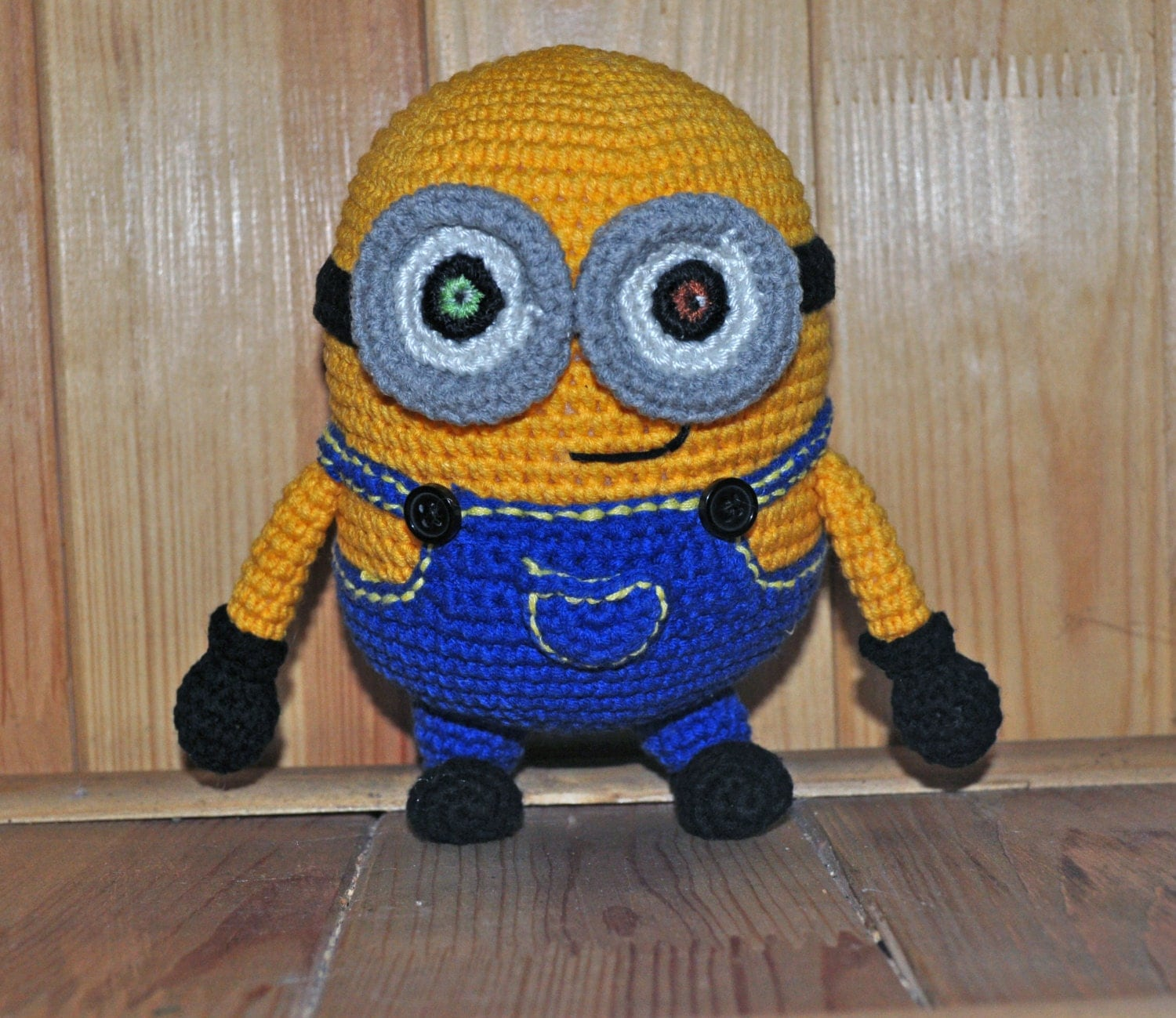 Free Crochet Pattern For Bob The Minion : crochet Minion Bob / Minion / Minion amigurumi