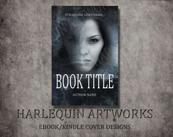 Fantasy Ebook Covers / Kindle Covers / Custom Artwork Kindle & Ebook Covers
