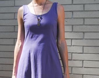 Purple Cecile Dress