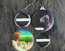 It's Only the End of the World movie inspired Pin, Magnet, Keychain, Button Badge Photo Opener, Mirror Juste La Pin Du Monde Xavier Dolan