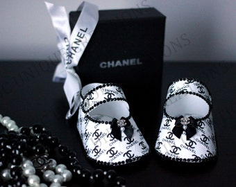Fashion BABY SHOES PARTY Favor Gift Cake Table Decoration Chic & Unique Trendy (1)