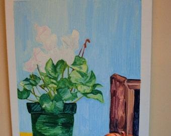 Still life 1 Painting