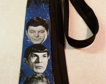 "Star Trek ""The Original Crew"" tie"