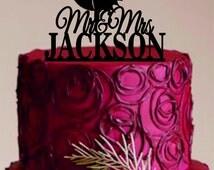 Bride and Groom Wedding Cake Topper,Batman Silhouette,Mr and Mrs Wedding Cake Topper,Unique Wedding Cake Topper, Custom Wedding Cake Topper