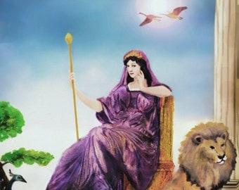 Juno, Queen of the Gods
