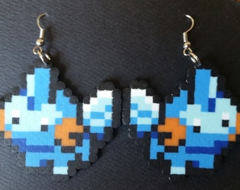Mudkip Earrings