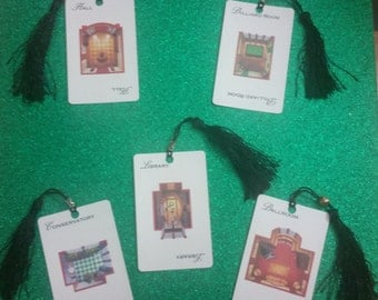 Clue Room Bookmarks