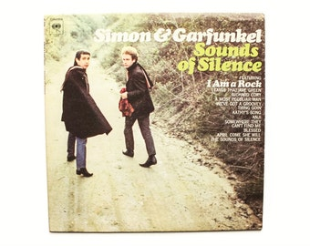 Simon and Garfunkel - Sounds Of Silence - Vinyl Album
