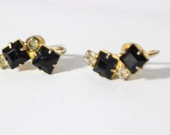 Custom Jewelry Screw Earrings